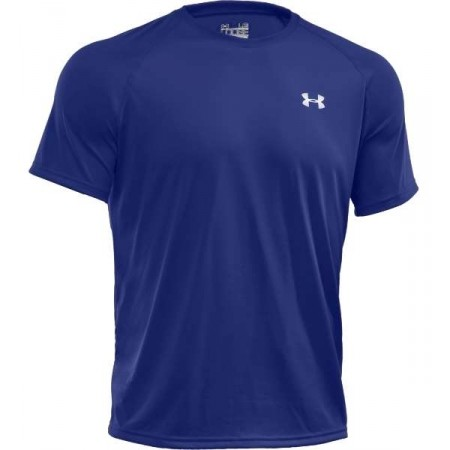 Мъжка функционална тениска - Under Armour TECH SS TEE - 1