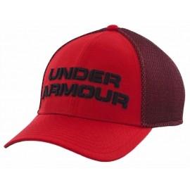 Under Armour MEN'S TRAIN MESH CAP - Czapka z daszkiem męska