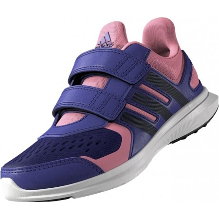 Детски обувки за бягане - adidas HYPERFAST 2.0 CF K - 4