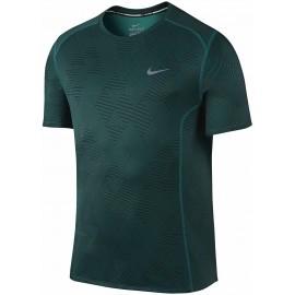 Nike DRI-FIT MILLER OPTICAL RUN - Pánské běžecké triko