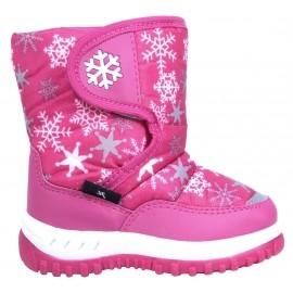 Junior League SANNA - Dětská zimní obuv