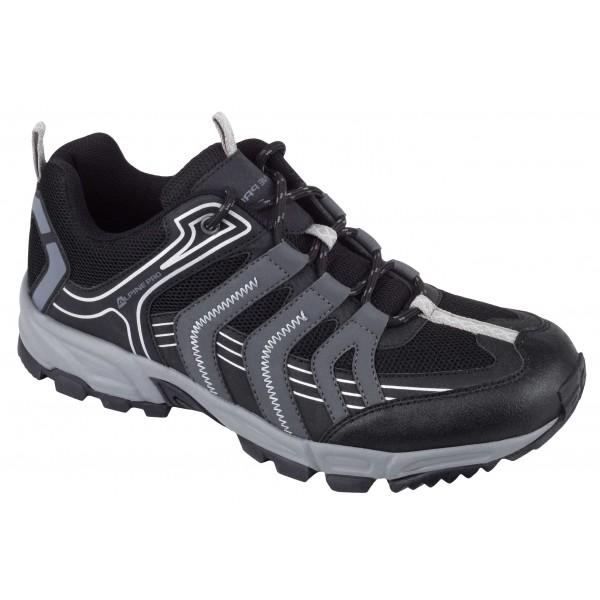 ALPINE PRO CHAUSIK czarny 42 - Niskie buty outdoor męskie