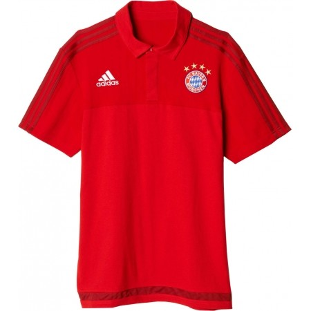 Мъжка блуза - adidas FCB POLO - 1