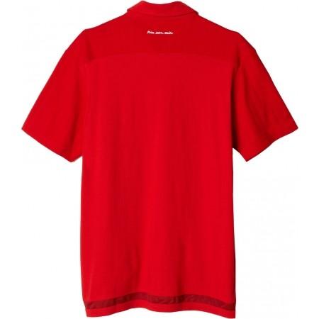 Мъжка блуза - adidas FCB POLO - 2