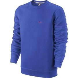 Nike CLUB CREW SWOOSH - Bluza męska
