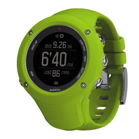 Sporttester cu GPS - Suunto AMBIT 3 R HR - 7