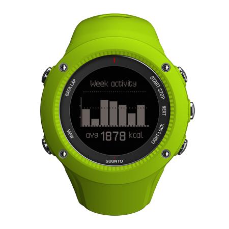 Sporttester cu GPS - Suunto AMBIT 3 R HR - 9