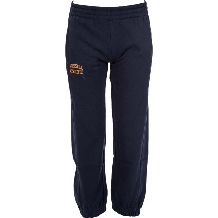Chlapecké tepláky - Russell Athletic PANT CLOSED LEG PANT - 2