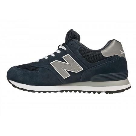 3a02f235bc5 Pánské boty pro volný čas - New Balance M574NN - 2