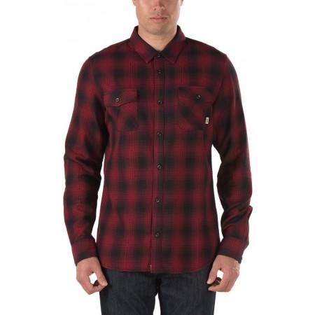 MONTEREY - Мъжка фланелена риза - Vans MONTEREY - 1