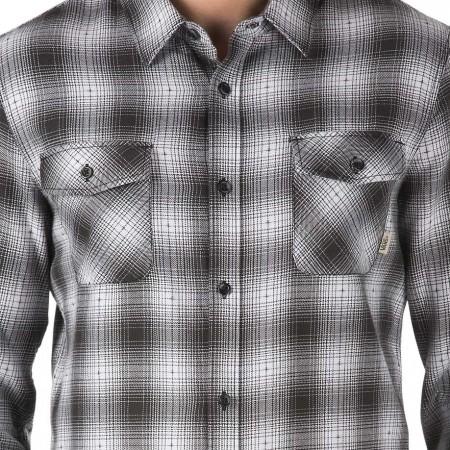 MONTEREY - Мъжка фланелена риза - Vans MONTEREY - 7