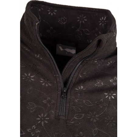 LADY ELZA FLEECE - Microfleece turtleneck - Hi-Tec LADY ELZA FLEECE - 3