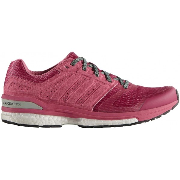adidas SUPERNOVA SEQUENCE BOOST 8 W růžová 7 - Dámská běžecká obuv