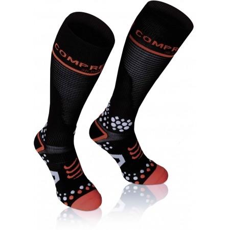 Компресионни три четвърти чорапи - Compressport FULL SOCKS V2.1 - 1