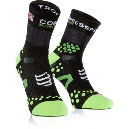 Kompresní ponožky - Compressport RUN HI V2.1