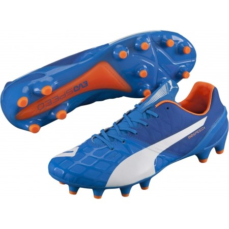 EVO SPEED 1.4 FG - Ghete fotbal bărbați - Puma EVO SPEED 1.4 FG - 1