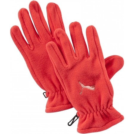 FUNDAMENTALS FLEECE GLOVES - Зимни ръкавици - Puma FUNDAMENTALS FLEECE GLOVES