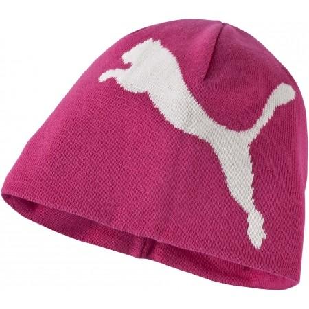JNR BIG CAT NO1LOGO BEANIE - Detská zimná čiapka - Puma JNR BIG CAT NO1LOGO BEANIE