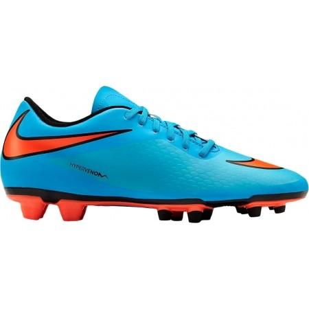 Ghete de fotbal bărbați - Nike HYPERVENOM PHADE FG - 5