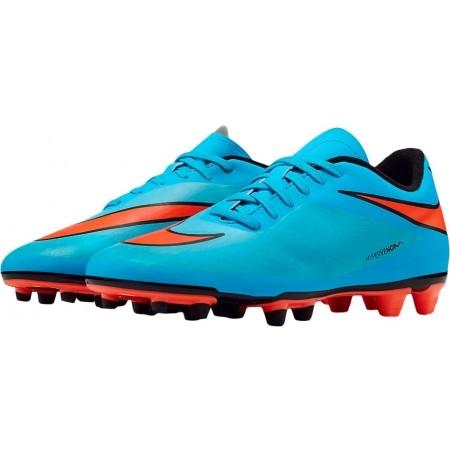 Ghete de fotbal bărbați - Nike HYPERVENOM PHADE FG - 8