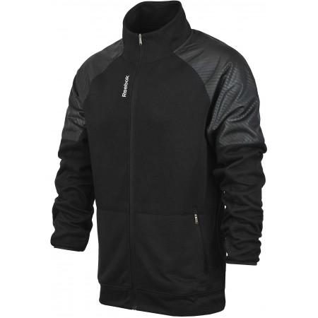 reebok sport black jacket