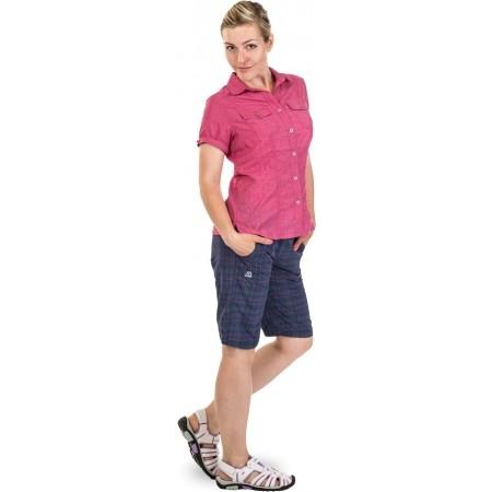 Dámské 3/4 kalhoty - Alpine Pro COALA - 2