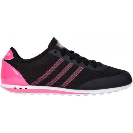 damen adidas Style Racer Schuh Schwarz   adidas schuhe