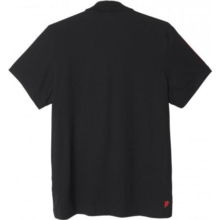 Мъжка блуза - adidas MUFC 3S POLO - 2