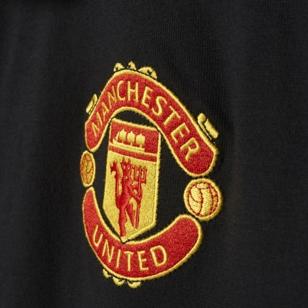 Мъжка блуза - adidas MUFC 3S POLO - 3