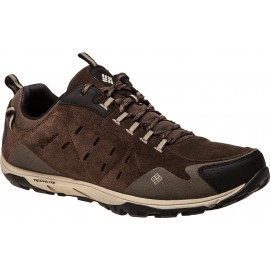 Columbia CONSPIRACY RAZOR LEATHER PULL M - Men's sports shoes