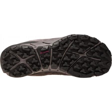 Dámska športová obuv - Columbia CONSPIRACY RAZOR LTHR - 4