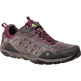 Columbia CONSPIRACY RAZOR LTHR - Dámska športová obuv