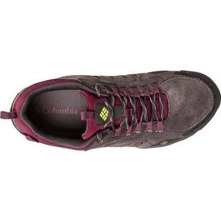 Dámska športová obuv - Columbia CONSPIRACY RAZOR LTHR - 6