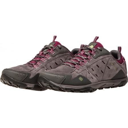 Dámska športová obuv - Columbia CONSPIRACY RAZOR LTHR - 2