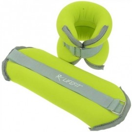 Lifefit ANKLE-WRIST WEIGHTS 2X1KG - Ankle/Wrist Weights