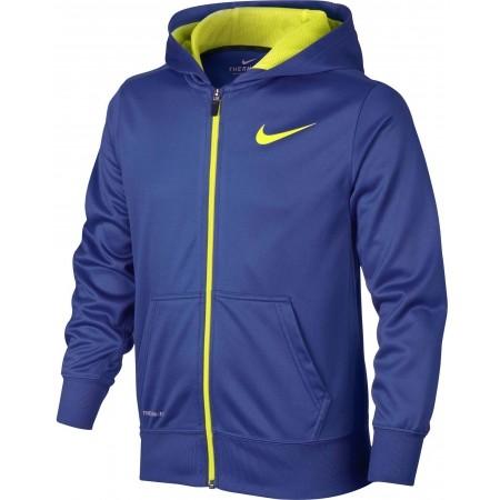 Chlapecká sportovní mikina - Nike KO 3.O FZ HOODIE YTH - 1 b280bfda5e6