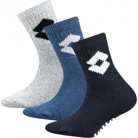 Детски чорапи - Lotto ЧОРАПИ 6 - 3 ЧИФТА - 1