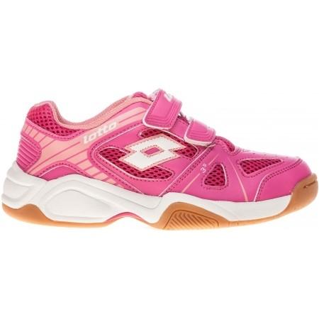 Dětská sálová obuv - Lotto JUMPER V CL L - 2