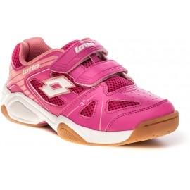Lotto JUMPER V CL L - Dětská sálová obuv
