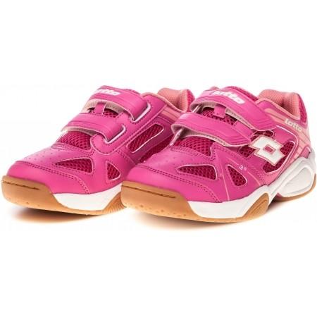 Dětská sálová obuv - Lotto JUMPER V CL L - 5