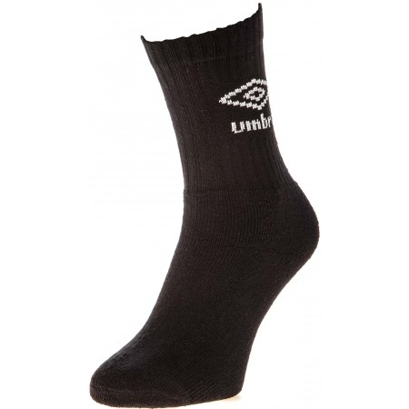 Umbro ANKLE SPORTS SOCKS - 3 PACK - Zokni