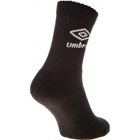 ANKLE SPORTS SOCKS - 3 PACK - Ponožky - Umbro ANKLE SPORTS SOCKS - 3 PACK - 2