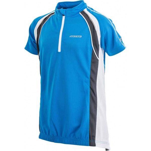 Arcore TULLY 140-170 modrá 152/158 - Dívčí cyklistický dres