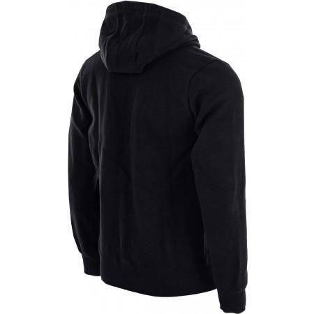 Men s Sweatshirt - adidas LIN FZ HOOD - 3 9718321d4d7