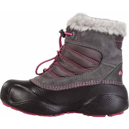 Detská zimná obuv - Columbia YOUTH ROPE TOW - 4 29f498e3e94
