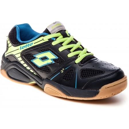 Детски обувки за спорт в зала - Lotto JUMPER V JR L - 1