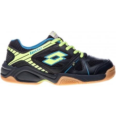 Детски обувки за спорт в зала - Lotto JUMPER V JR L - 2