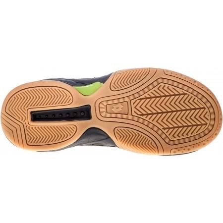 Детски обувки за спорт в зала - Lotto JUMPER V JR L - 3