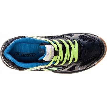 Детски обувки за спорт в зала - Lotto JUMPER V JR L - 5