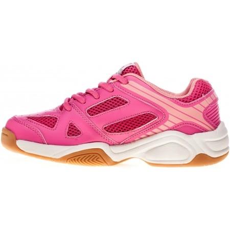 Детски обувки за спорт в зала - Lotto JUMPER V JR L - 4